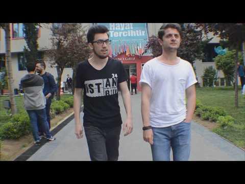 Uskudar University 2017 Short Film Festival - C1 (4) JUST FOR A MOMENT