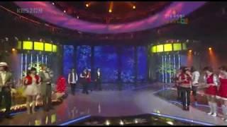 Super Junior, Big Bang, SNSD etc. - Special Christmas Stage