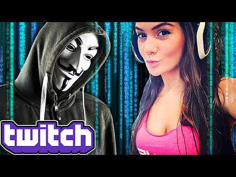 TOP 5 Twitch Streamers Who Were Hacked LIVE