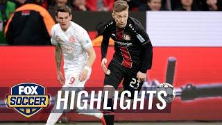 Bayer Leverkusen vs. Fortuna Düsseldorf | 2019 Bundesliga Highlights