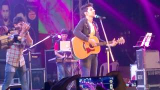 Armaan Malik Live at Kalyani Govt. Engg. College,ESPEKTRO 2016
