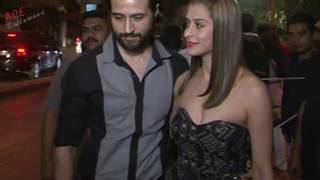 Shilpa Sakhlani Opps Dress Slips at Event