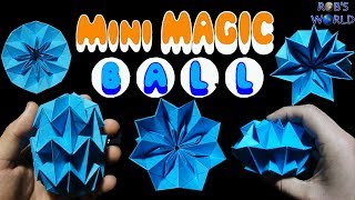 How to Make a Mini MAGIC BALL (Dragon's Egg) | Easiest Method