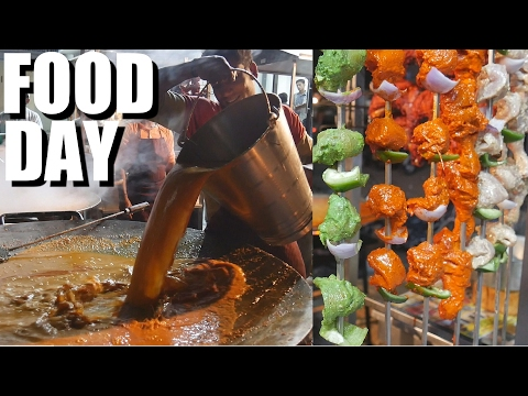 BEST INDIAN FOOD DAY in Jaipur, Rajasthan. INDIA TRAVEL VLOG #6