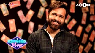 Why Cheat India   Emraan Hashmi & Shreya Dhanwanthary   Interview & Movie Review   Zoom Weekend Show