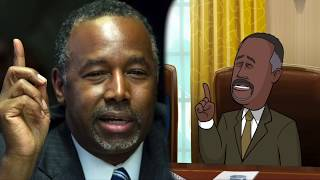 Our Cartoon President (2018) vs. Real People Side-By-Side Comparison - Episode 1 State of the Union