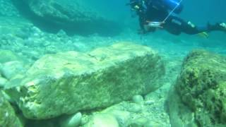 Scuba Dive at Isthmus Bay Rd near Lions Head Ont, Canada