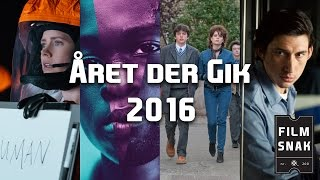 Film Snak #166: Året Der Gik 2016