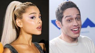 Ariana Grande & Pete Davidson Make Relationship INSTAGRAM OFFICIAL