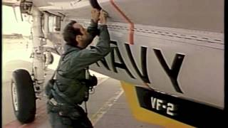 Navy Pilot F 14  Commercial 1981