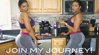 DON'T LOSE THAT BUTT! JOIN MY JOURNEY!