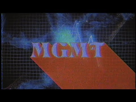 MGMT - One thing left to try (Lyrics video)