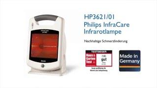 Philips HP3621/01 InfraCare Infrarot-Lampe