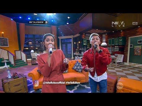 Performance Rizky Febian Feat Mikha Tambayong Berpisah Itu Mudah