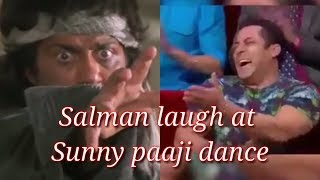 Sunny paaji in did (sunny deol funny dance) # by Ishi Shaikh