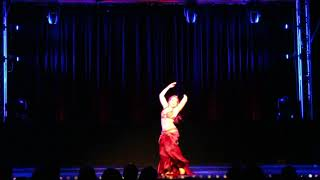Persian Tribal Fusion dance by Apsara Afsanesara - persischer tanz - persisk dans -  رقص ایرانی