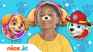 Play Junior Dress Up & Join the PAW Patrol Team! | Nick Jr.