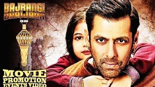 Bajrangi Bhaijaan 2015 Promotion Events Full Video | Salman Khan Kareena Kapoor