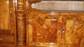 Kệ ghế  , bàn ăn .... đồ gỗ nội thất Bích Chu -  Vĩnh Phúc
