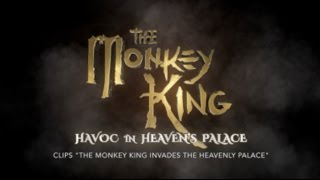 The Monkey King Havoc in Heaven's Palace Clip 3