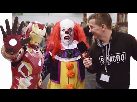 Cosplayer ärgern, Interview mit den Lochis und Lexy Roxx - Role Play Con Teil 2
