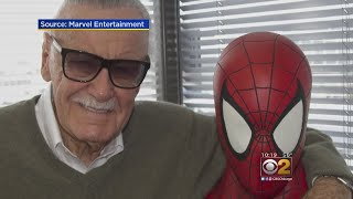 Massage Therapist Sues Marvel Comics' Stan Lee For Sexual Misconduct