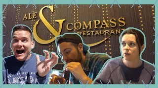 NEW Yacht and Beach Clubs Ale and Compass Dining Review | Walt Disney World Vlog March 2018