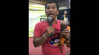 Mongol Stand Up Comedy testimoni COKOBELI Tarakan Kaltara