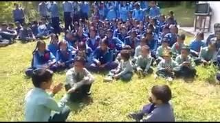 funny child video - uttrakhandi bacche comedy talking.!!!