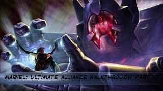 Marvel: Ultimate Alliance PS4 Walkthrough Part  10