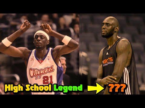 Xxx Mp4 The Tragic NBA Story Of Darius Miles 3gp Sex
