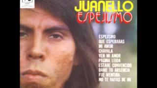 Espejismo - Juanello - Ay Pero Si Te Encontré Del Brazo De Otro