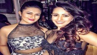 Divyanka Tripathi aka Ishita's HOT And GLAMOROUS Look   Anita Hassanandani's The Bag Talk Launch