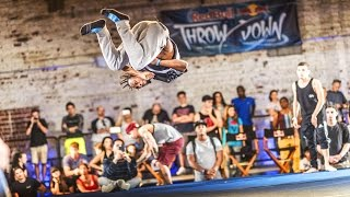 Freestyle Tricking Competition | Red Bull Throwdown 2015