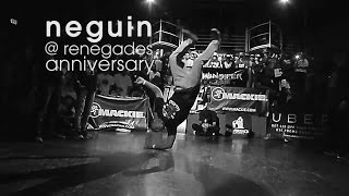 Neguin at Renegades 32nd Anniversary // .stance x udeftour.org