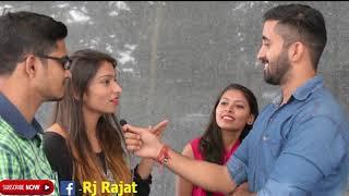 Dehradun college girls & boys on friends with benefit | Rj rajat | Public opinion
