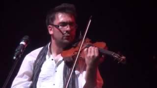Bogdan - Violinist  - with PAPRIKA @ Cheltenham Festival 2013