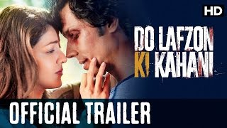 Do Lafzon Ki Kahani Trailer 2015 Released   Randeep Hooda Kajal Agarwal