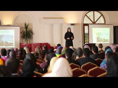 Increasing Women's Voices in Research | Mariam Safi | TEDxKabulWomen