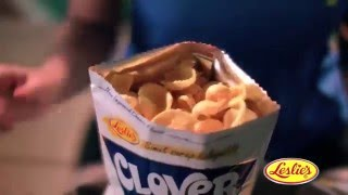 "Clover Chips ""Sharing"" TV Commercial"