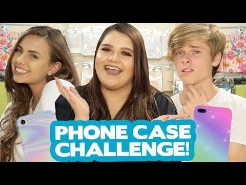 Xxx Mp4 DIY PHONE CASE CHALLENGE W Karina Garcia Luke Korns Natalie Tasha 3gp Sex