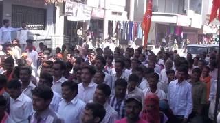 Hindu Shivsena Youth Leader Adityaji Uddhavji Balasaheb Thakre Mumbai in Parbhani