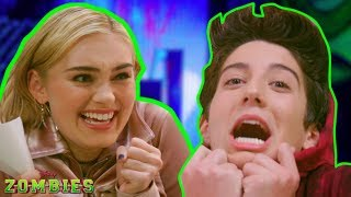 Do You Know Your Co-Star Challenge   ZOMBIES   Disney Channel