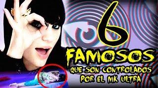 6 FAMOSOS VICTIMAS DEL MK ULTRA CAPTADOS EN VIDEOS
