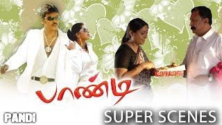 Pandi - Super Scenes | Raghava Lawrence | Sneha | Srikanth Deva | Rasu Madhuravan