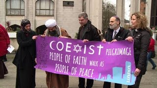 Christians, Jews, Muslims hold peace pilgrimage in London