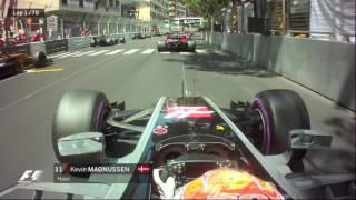 2017 Monaco Grand Prix | Best Onboard Action