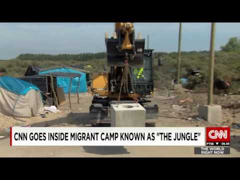 Calais, France: Welcome To The Jungle!