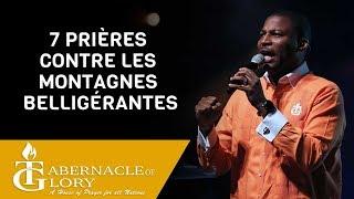 Pasteur Gregory Toussaint   7 Prières contre les Montagnes Belligérantes   Tabernacle de Gloire