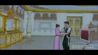 Son Of Alladin - Aqmal Confesses His Love - Cartoon Romantic Scenes